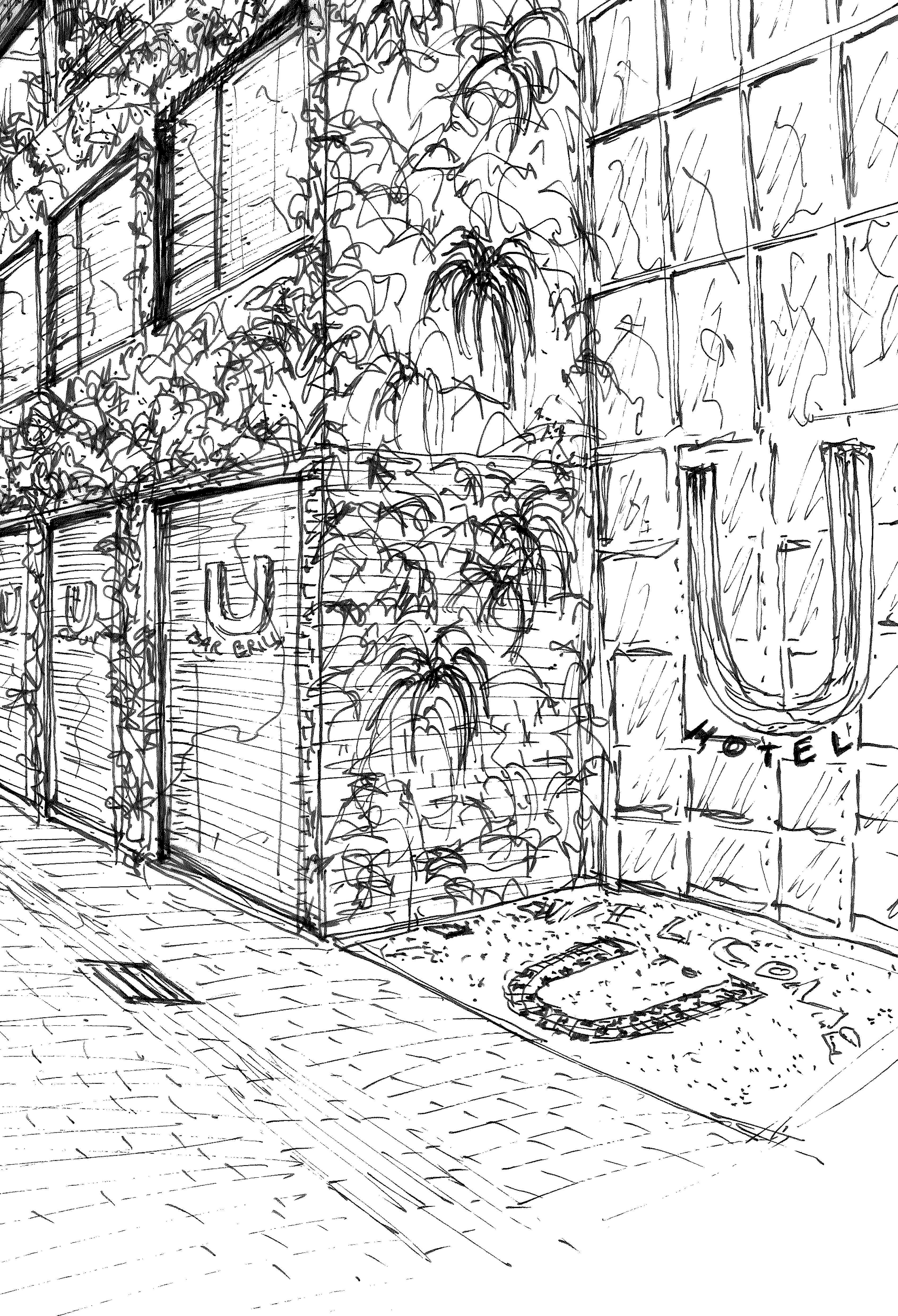Kleine Kromme Elleboog U Hotel Beauvast